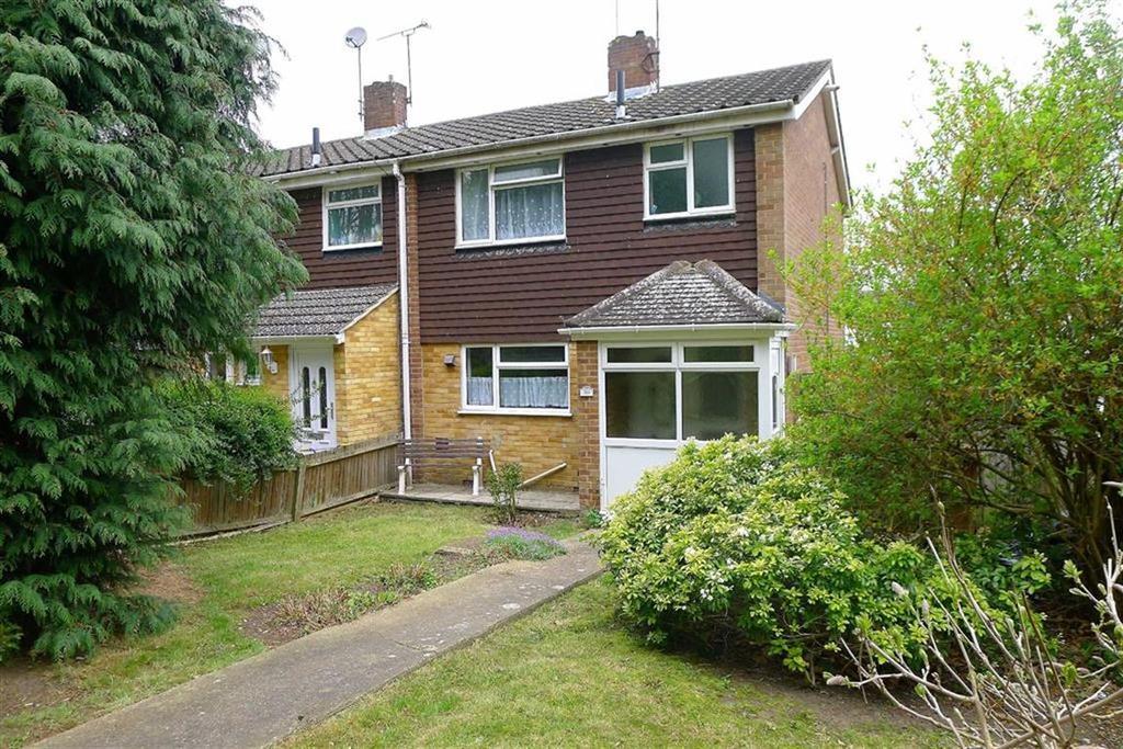 3 Bedrooms End Of Terrace House for sale in Burnham Walk, Rainham, Kent, ME8