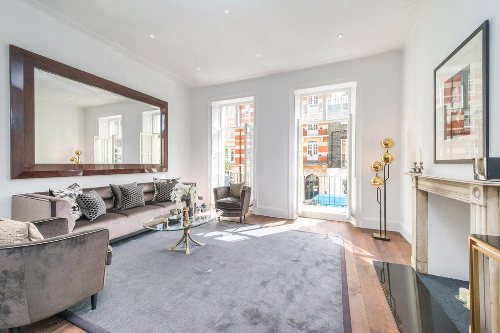 5 Bedrooms Terraced House for sale in Seymour Street, Hyde Park, London