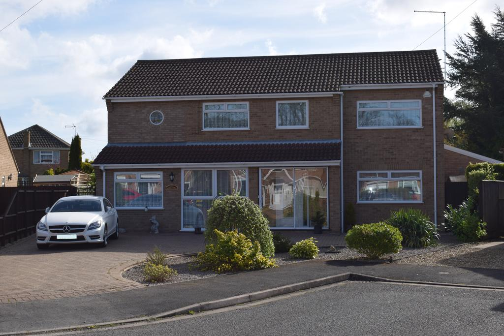 5 Bedrooms Detached House for sale in Woodlands, Long Sutton, Spalding, Lincolnshire PE12