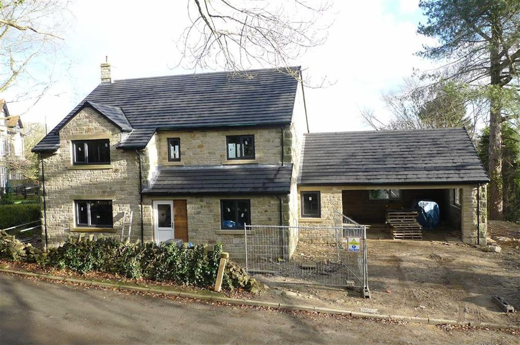 4 Bedrooms Detached House for sale in Start Lane, Whaley Bridge, High Peak