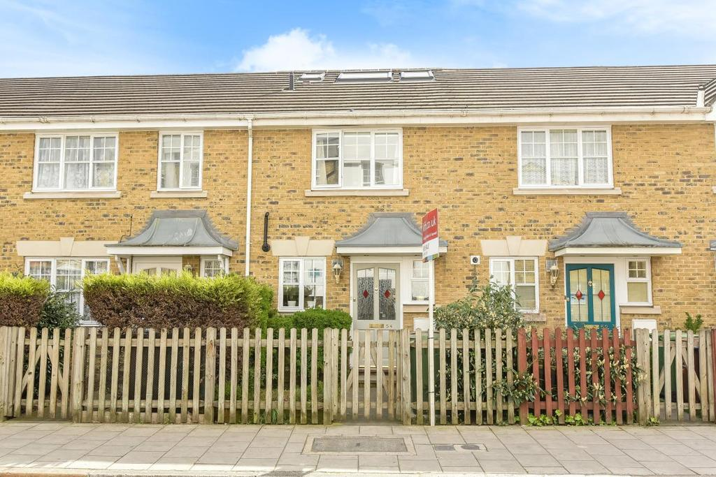 3 Bedrooms Terraced House for sale in Staffordshire Street, Peckham, SE15
