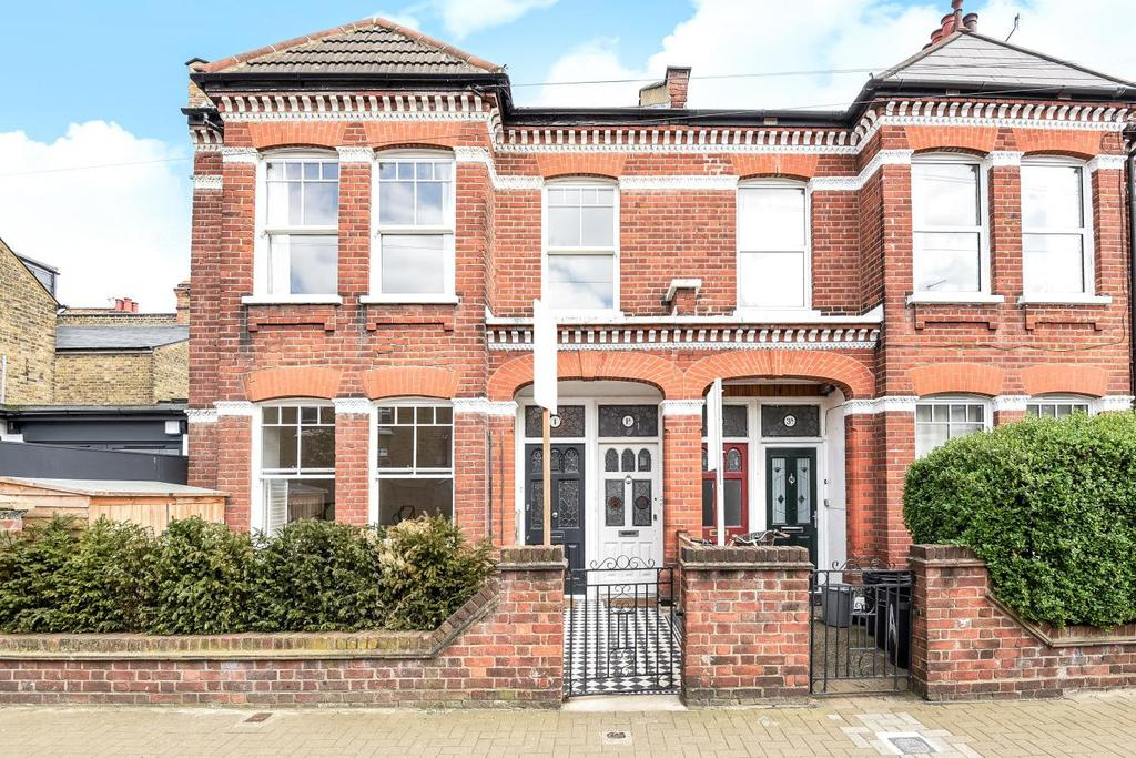 3 Bedrooms Maisonette Flat for sale in Moring Road, Tooting, SW17