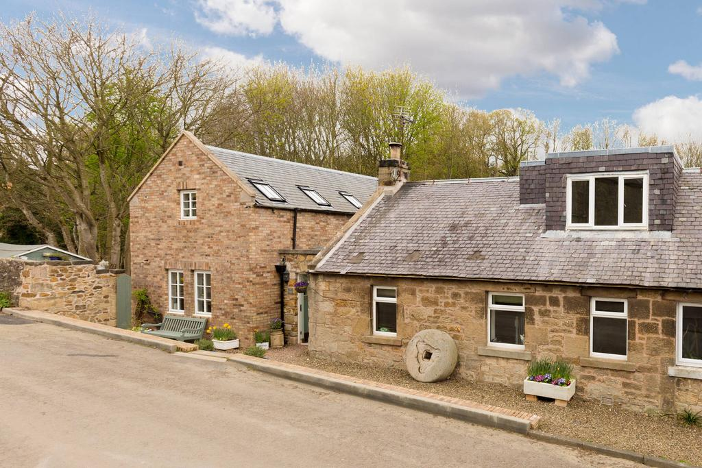 5 Bedrooms Semi Detached House for sale in 1 Catcune Mill Cottages, Fushiebridge, EH23 4QF