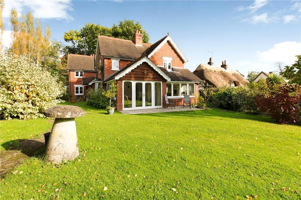 6 Bedrooms Detached House for sale in Braishfield Road, Braishfield, Romsey, Hampshire, SO51