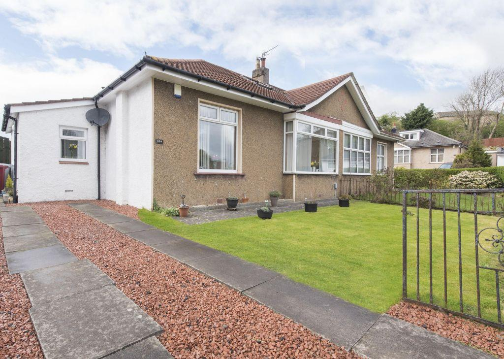 2 Bedrooms Semi Detached Bungalow for sale in 436 Kingsbridge Drive, Rutherglen, G73 2BY