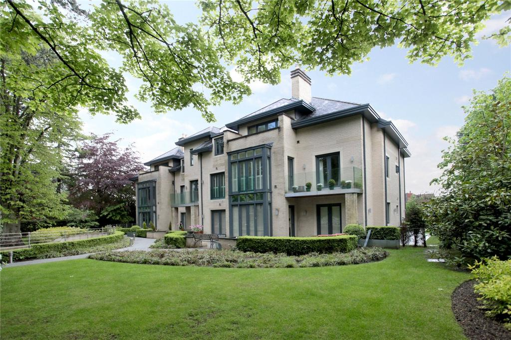 3 Bedrooms Apartment Flat for sale in The Residence, Hale Road, Hale, Cheshire, WA15