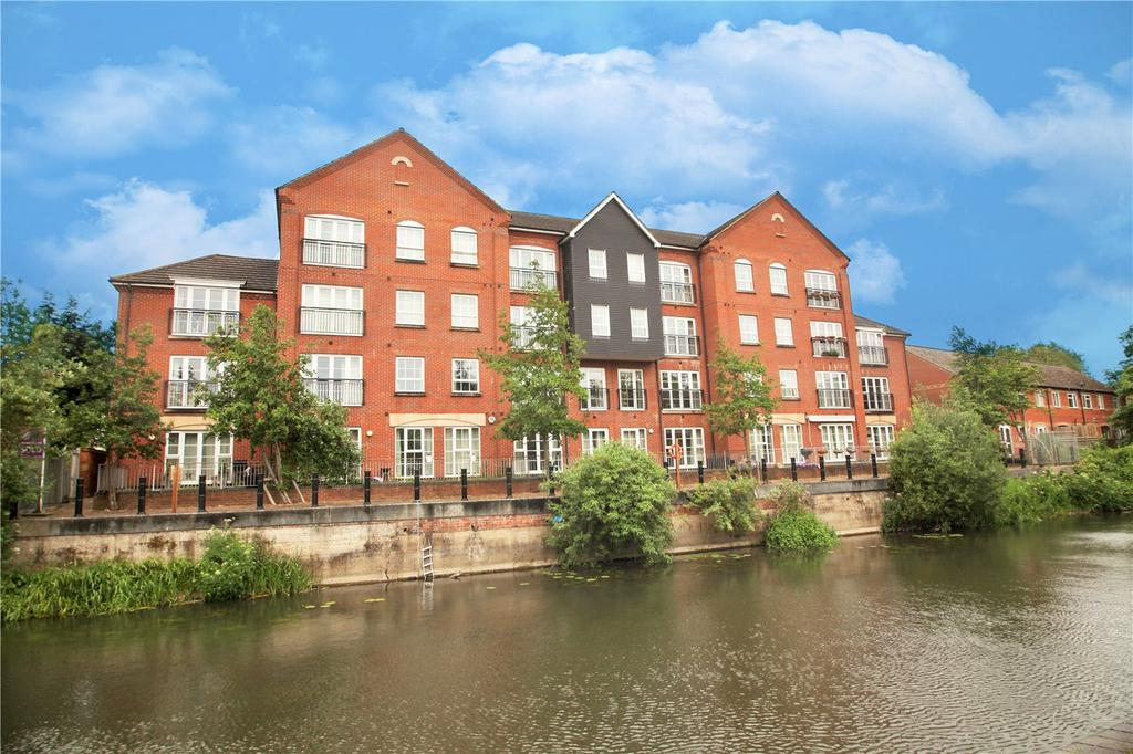 2 Bedrooms Flat for sale in Hunters Wharf, Katesgrove Lane, Reading, Berkshire, RG1