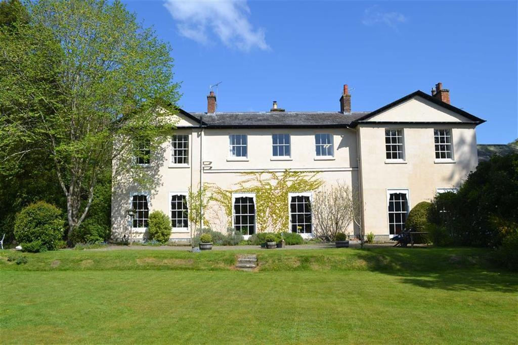5 Bedrooms Town House for sale in Old Rectory House, Rectory Gardens, Burway Road, Church Stretton, Shropshire