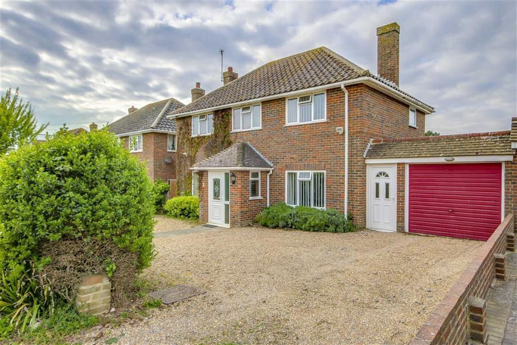 4 Bedrooms Detached House for sale in Green Walk, Seaford