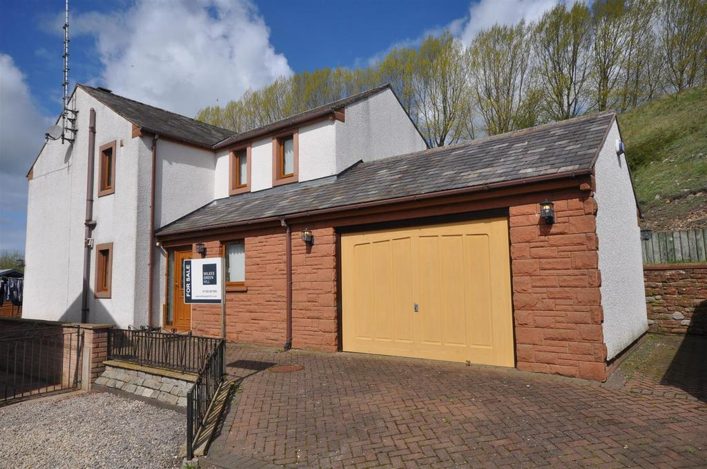 3 Bedrooms Detached House for sale in Eamont Bridge, Penrith