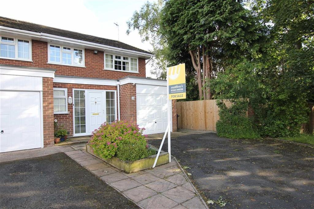 3 Bedrooms End Of Terrace House for sale in Wealstone Court, Newton