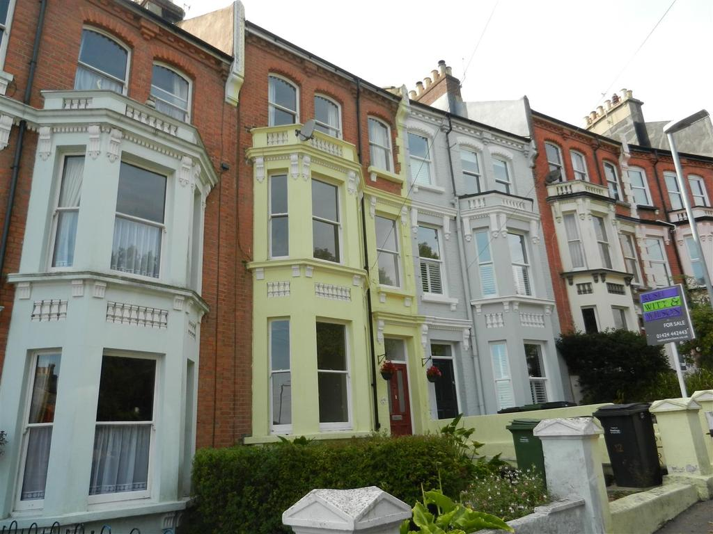 4 Bedrooms Terraced House for sale in Linton Crescent, Hastings