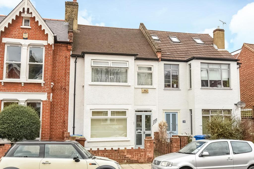 3 Bedrooms Flat for sale in Dunstans Road, East Dulwich