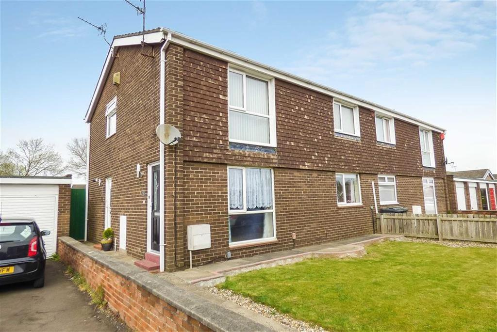 2 Bedrooms Flat for sale in Langholm Avenue, North Shields
