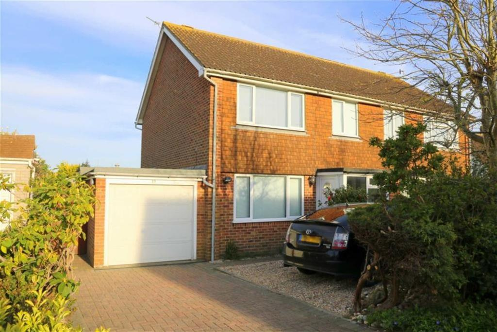 3 Bedrooms Semi Detached House for sale in Buckholt Avenue, Bexhill On Sea