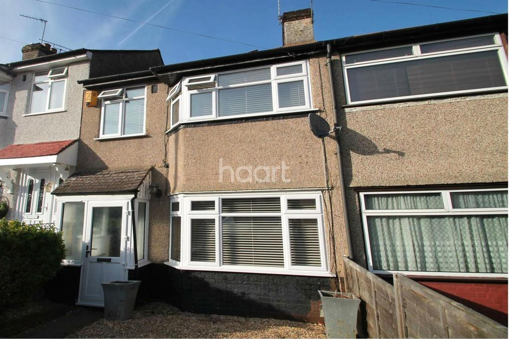 3 Bedrooms Terraced House for sale in Grosvenor Crescent, Dartford