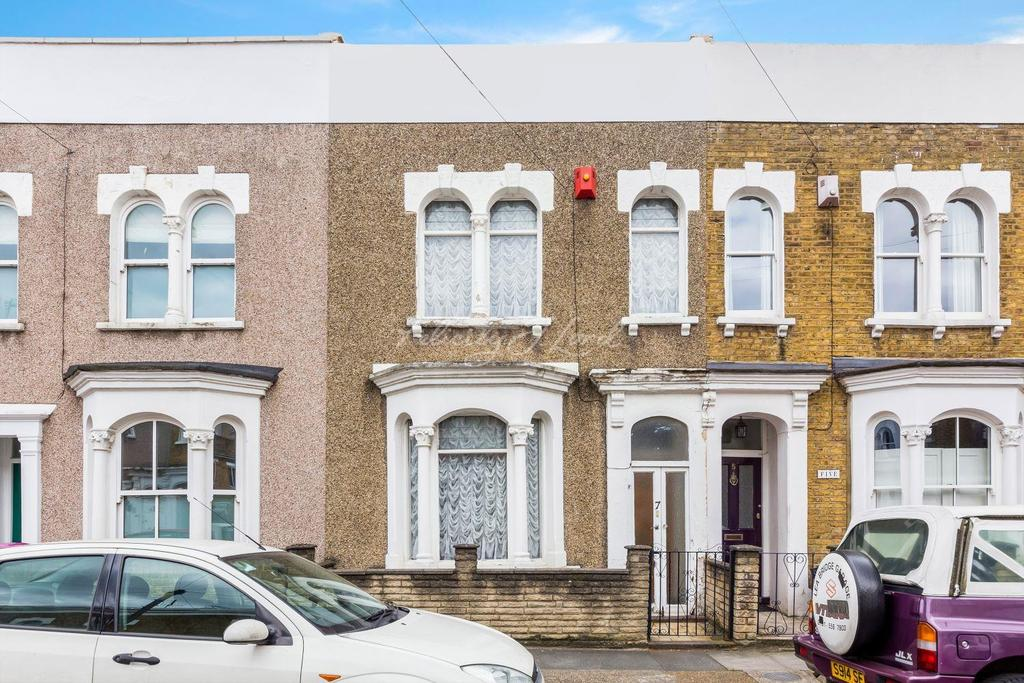 3 Bedrooms Terraced House for sale in Maritime Street, E3