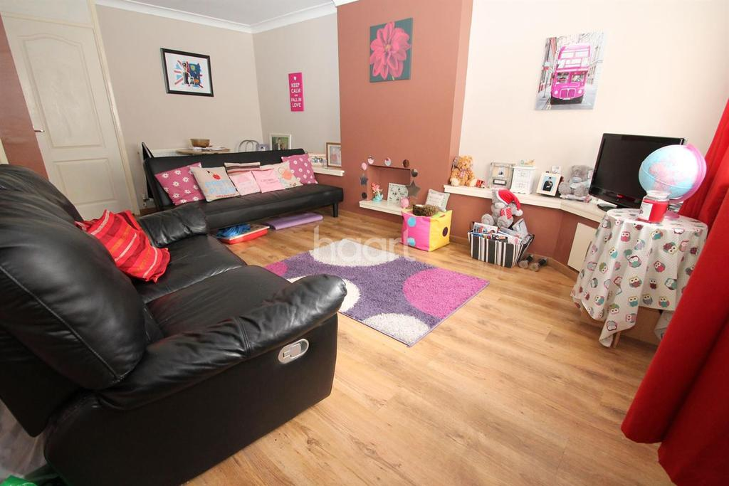 2 Bedrooms Terraced House for sale in Telford Way, Thurnby Lodge, Leicester