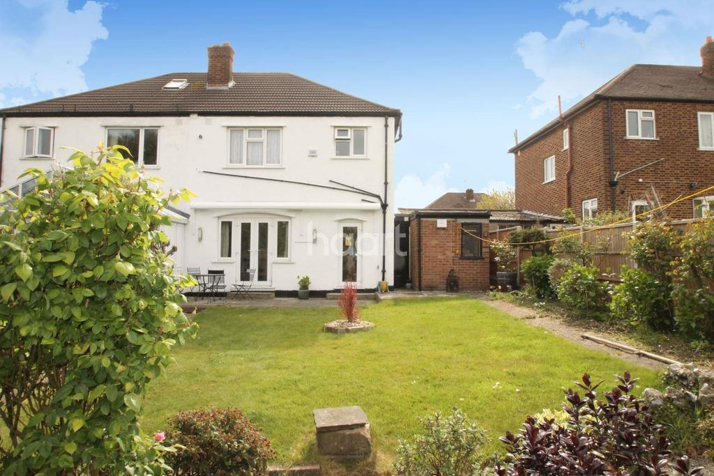 3 Bedrooms Semi Detached House for sale in Convent Hill, Upper Norwood, SE19