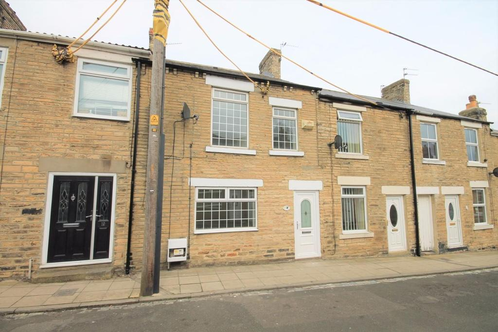 3 Bedrooms Terraced House for sale in High Hope Street, Crook