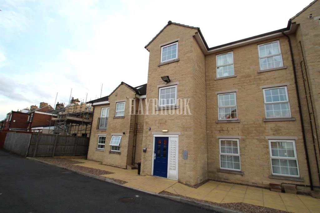 1 Bedroom Flat for sale in New Row Court, Barnsley Road, Cudworth