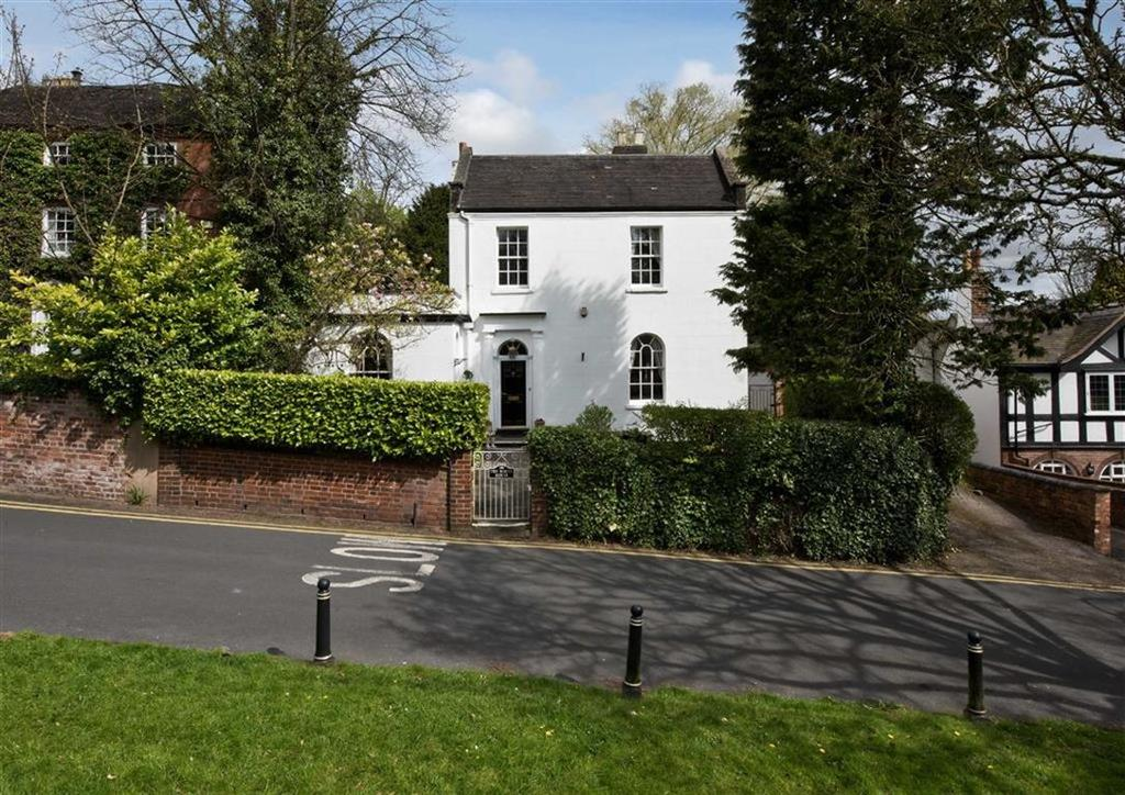 4 Bedrooms Detached House for sale in The White House, 3, Lower Green, Tettenhall, Wolverhampton, West Midlands, WV6