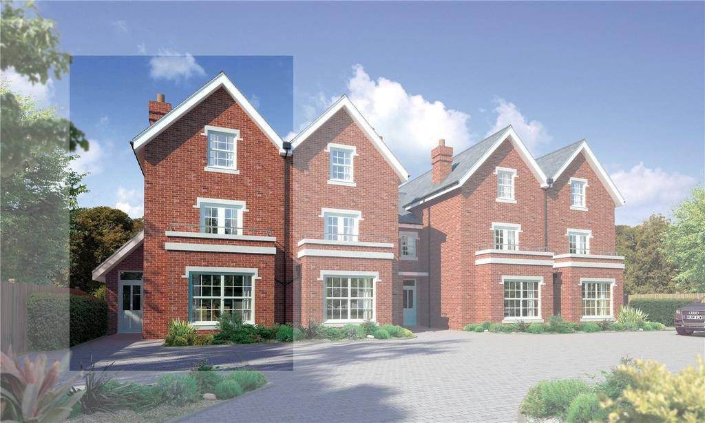 4 Bedrooms House for sale in Winchester, Hampshire, SO22