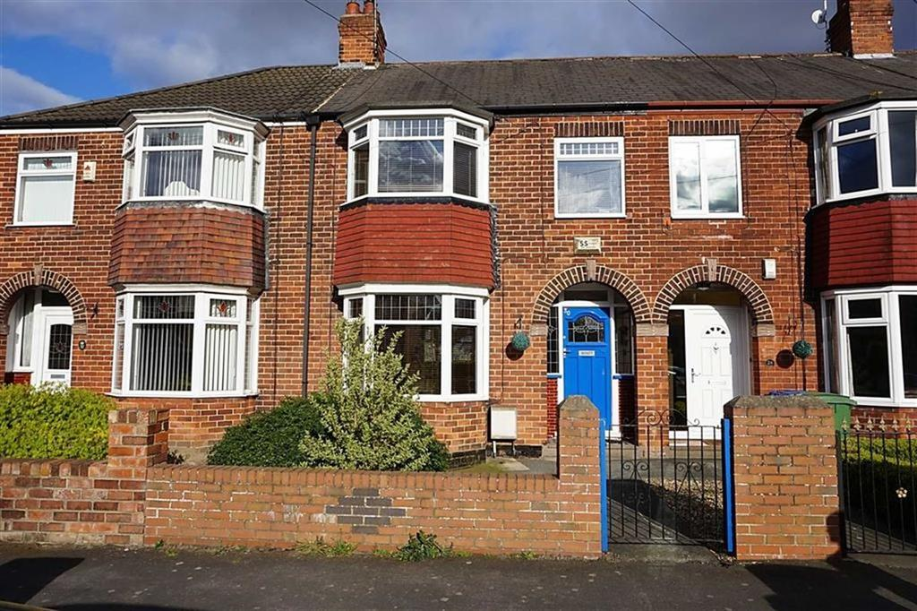 3 Bedrooms Terraced House for sale in Pulcroft Road, Hessle, Hessle, HU13
