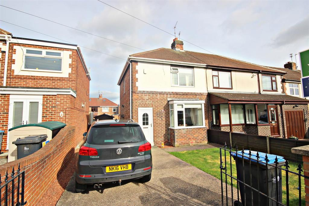 2 Bedrooms Semi Detached House for sale in Tudor Road, Chester Le Street