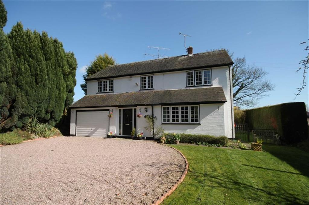 3 Bedrooms Detached House for sale in Shrewsbury Street, Hodnet, Market Drayton