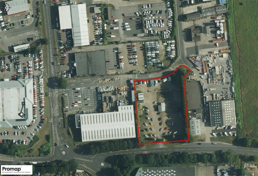 Land Commercial for sale in Greetwell Road, Lincoln