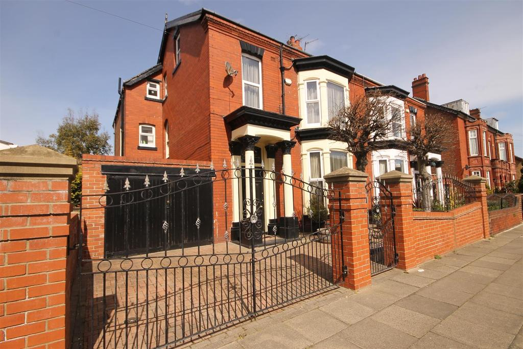6 Bedrooms Semi Detached House for sale in Park Road, Hartlepool