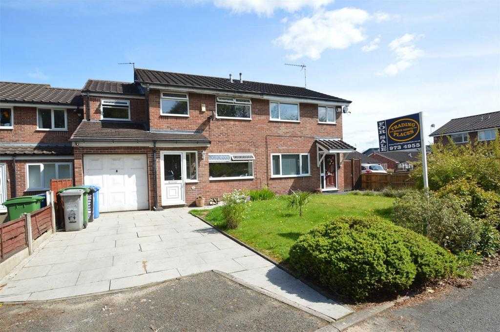 4 Bedrooms Semi Detached House for sale in Beechwood Drive, SALE, Cheshire
