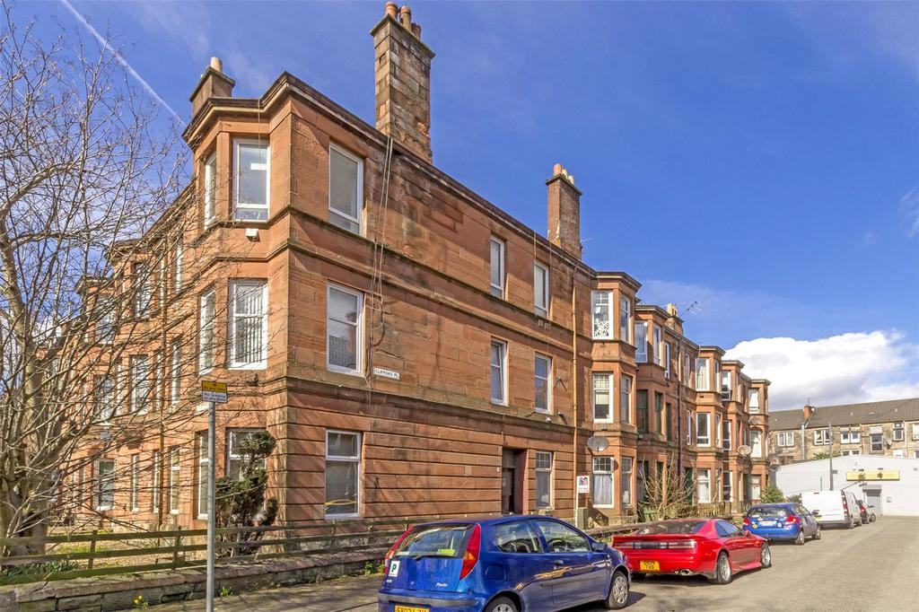 1 Bedroom Flat for sale in Flat 2/2, 1 Clifford Place, Cessnock, Glasgow, G51