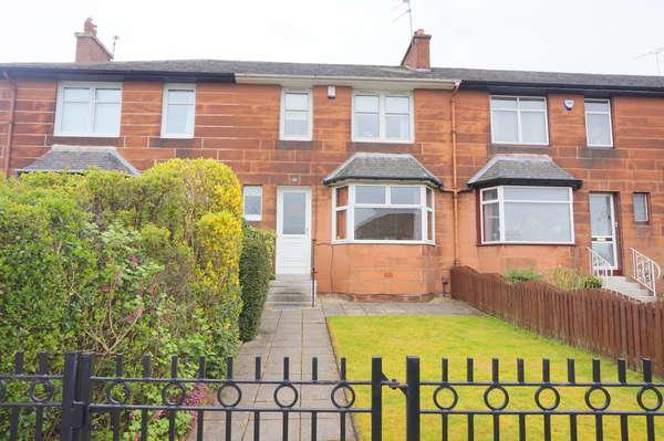 3 Bedrooms Terraced House for sale in 43 Fenwick Road, Giffnock, Glasgow, G46 6AX