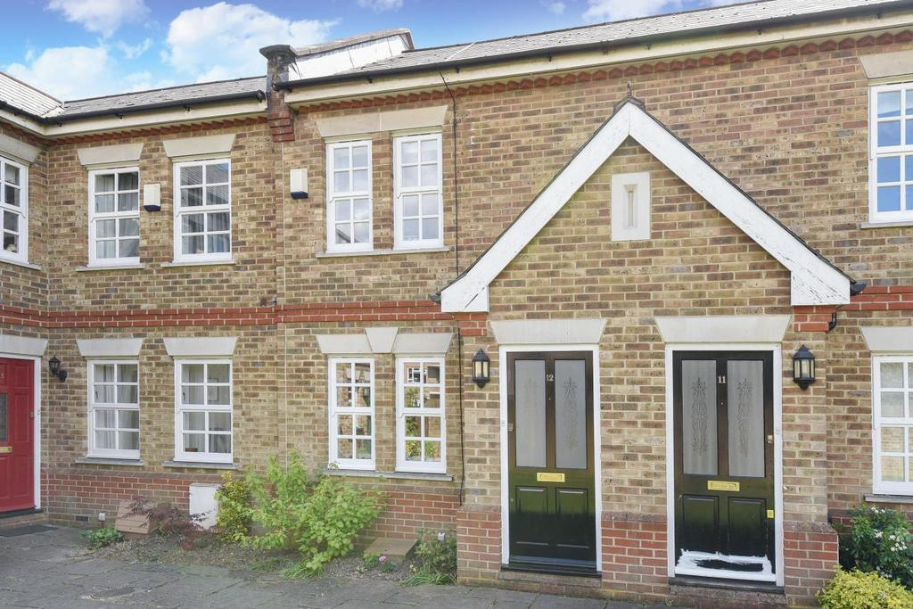 2 Bedrooms Terraced House for sale in Meredith Mews, Brockley Road, Brockley