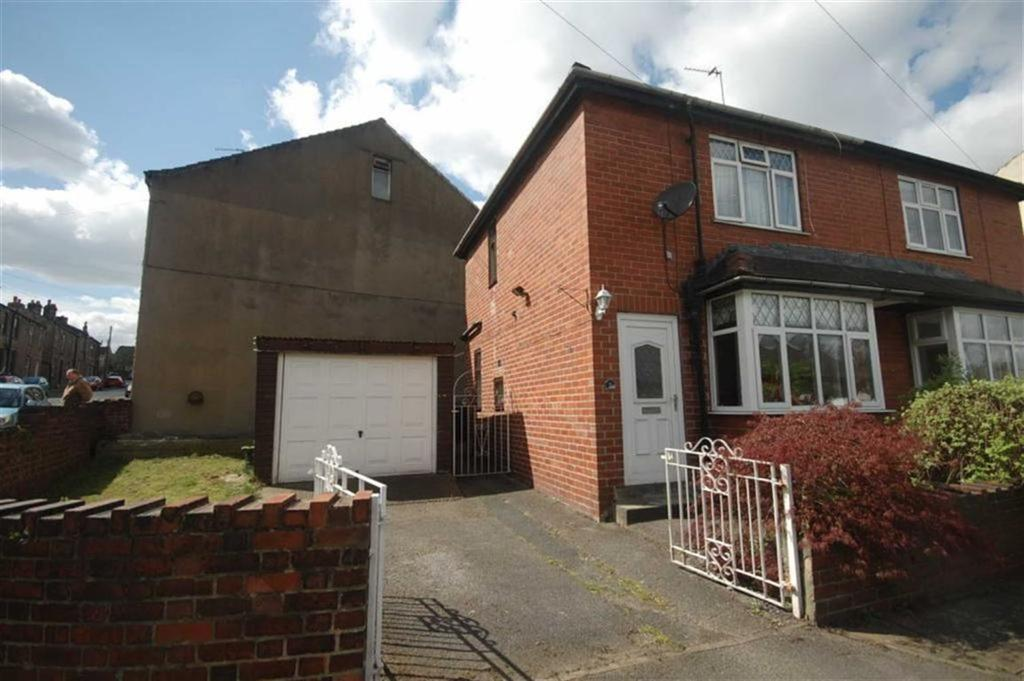 2 Bedrooms Semi Detached House for sale in South Street, Lower Hopton, MIRFIELD, WF14
