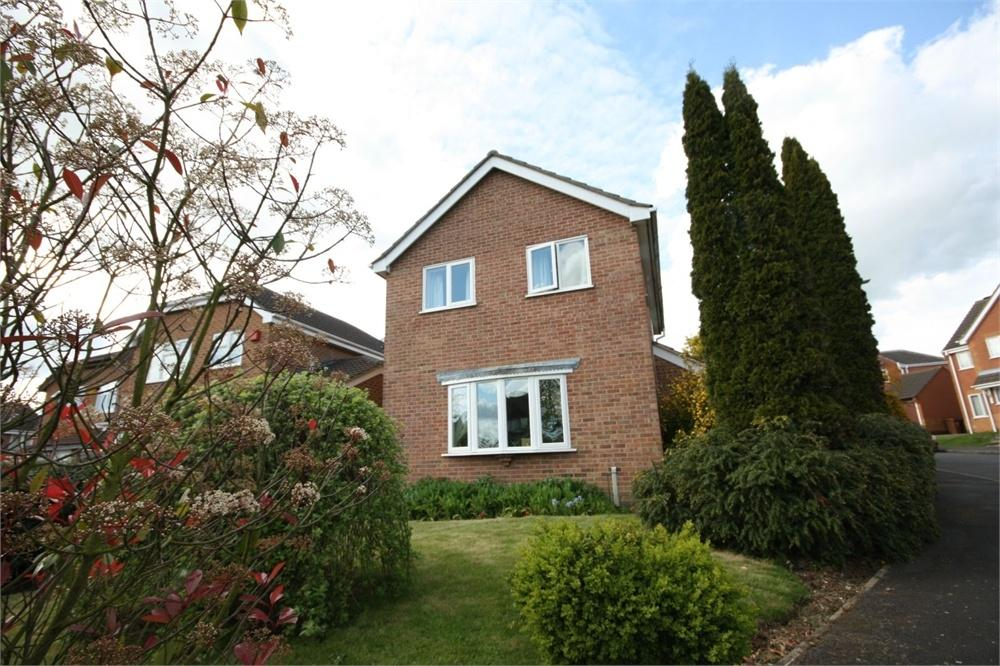 3 Bedrooms Detached House for sale in Chalmondley Drive, MELTON MOWBRAY