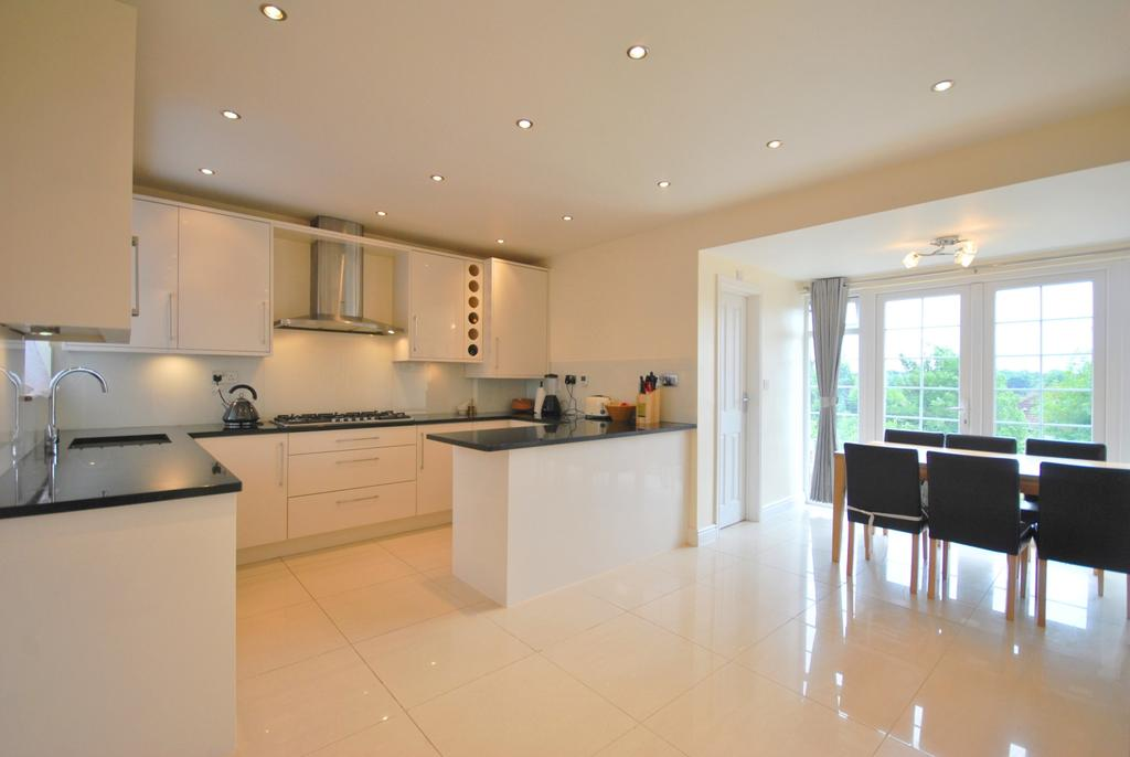 4 Bedrooms Semi Detached House for sale in Kynaston Road Bromley BR1