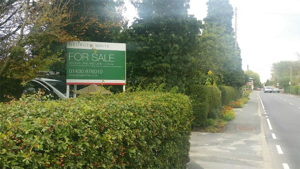 Land Commercial for sale in Knedlington Road, Howden, Goole, East Riding of Yorkshire
