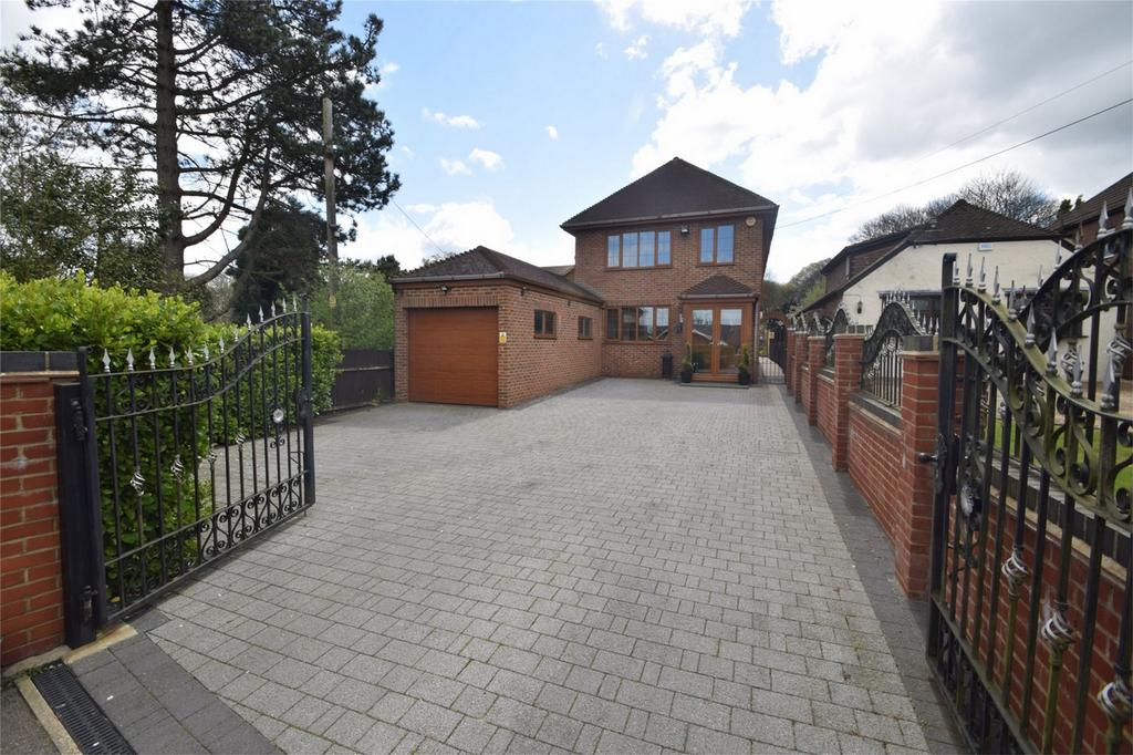 6 Bedrooms Detached House for sale in Robin Hood Lane, Blue Bell Hill, Kent