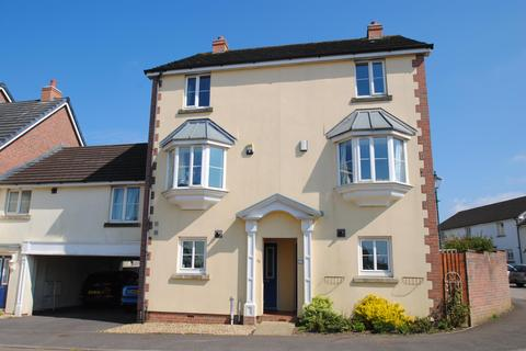 4 bedroom terraced house for sale - Raleigh Mead, South Molton