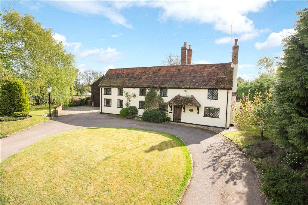 4 Bedrooms Unique Property for sale in Maydencroft Lane, Gosmore, Hitchin, Hertfordshire