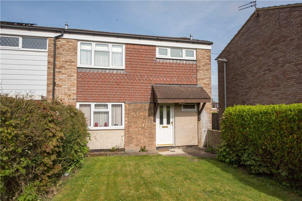 3 Bedrooms End Of Terrace House for sale in Harvey Road, Aylesbury, Buckinghamshire