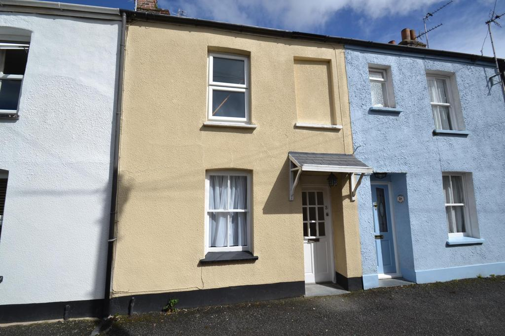 2 Bedrooms Terraced House for sale in Trinity Place, Barnstaple