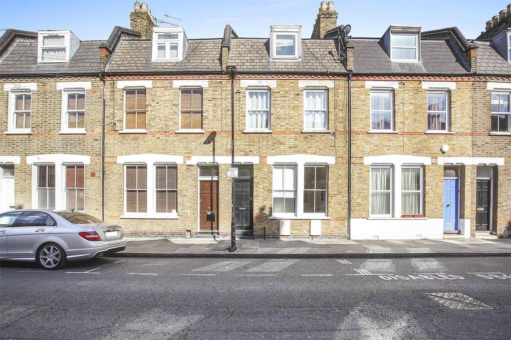 1 Bedroom Flat for sale in Senrab Street, London, E1