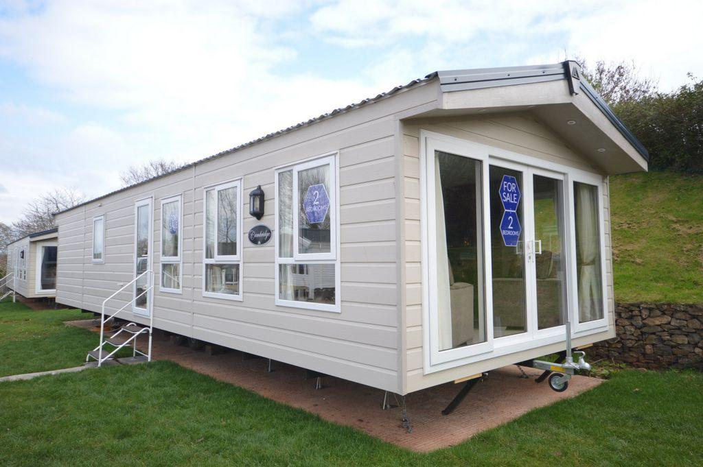 2 Bedrooms Mobile Home for sale in Week Lane, Dawlish Warren, EX7