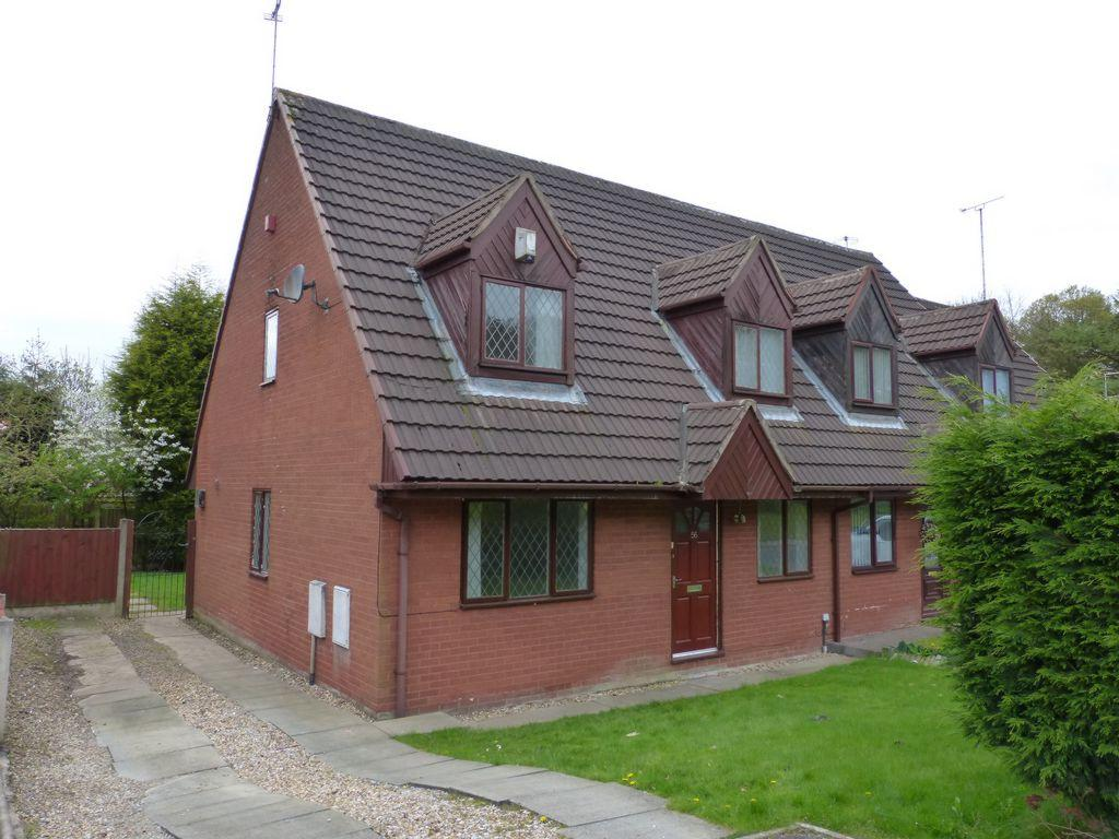 3 Bedrooms Semi Detached House for sale in Merewood, Skelmersdale, WN8