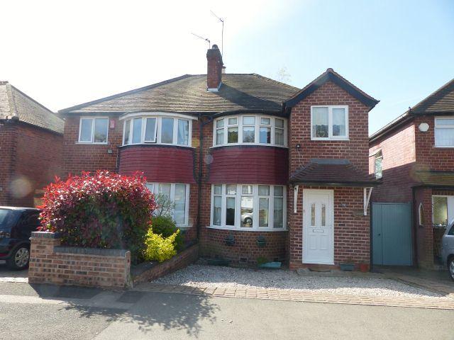 3 Bedrooms Semi Detached House for sale in Waddington Avenue,Great Barr,Birmingham