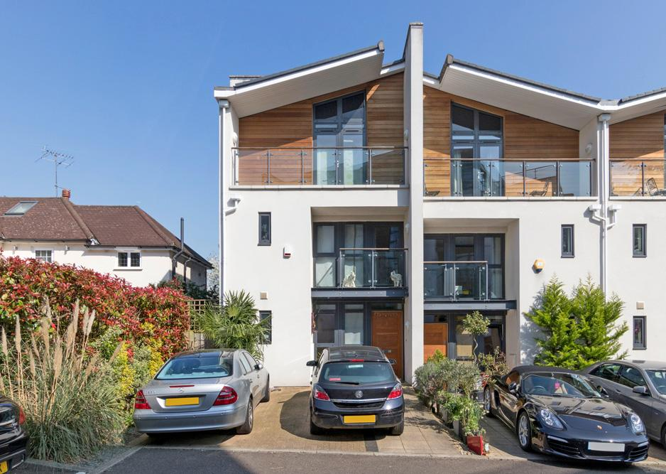 5 Bedrooms House for sale in Scott Avenue, East Putney, SW15
